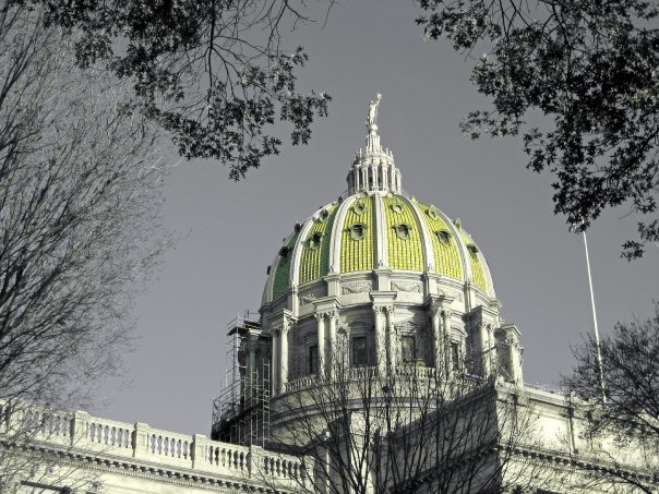 PA Capitol Building