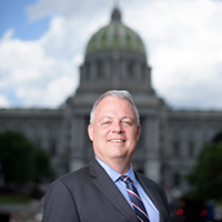 Photo of PA State Rep Mike Carroll